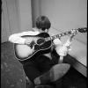 John backstage in Montreal 1964 © 1978 Gunther / mptvimages.com