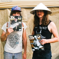 JEFF the Brotherhood | Photographed by Ana Gibert