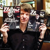 Nels Cline | Photographed by Arnie Goodman