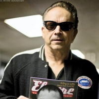 Jimmie Vaughan | Photographed by Arnie Goodman