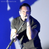 Nine Inch Nails - Photo by Fresh at Panoptic Artifex