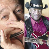 Influences: Charlie Musselwhite & Otis Rush