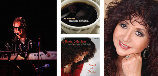 Al Kooper & Maria Muldaur: Growing Up In NY—From Doo Wop to Elvis to Dylan
