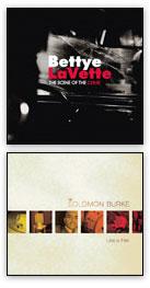 Bettye LaVette & Solomon Burke albums