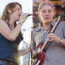 Influences: Derek Trucks & Susan Tedeschi