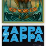 Arlo Guthrie & Dweezil Zappa albums