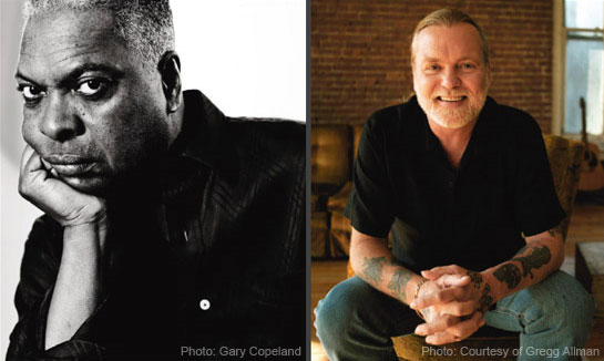 Booker T. Jones & Gregg Allman: Southern Accents