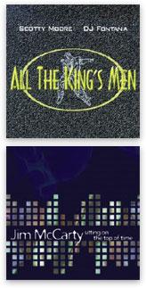 Jim McCarty & DJ Fontana albums