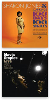 Sharon Jones & Mavis Staples albums