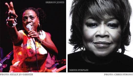 Sharon Jones & Mavis Staples: Voices from Heaven