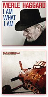 Haggard & Bingham albums