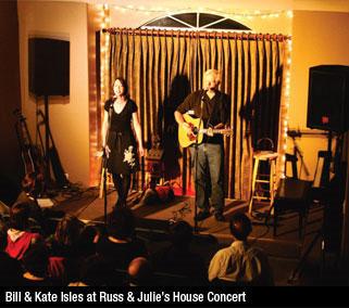 Bill & Kate Isles