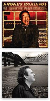 Robinson & Webb albums