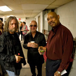 Eddie Palmieri, David Kramer, Paul Shaffer, Jimmy Smith at Cornell Dupree Benefit