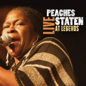 Peaches Staten - Live At Legends