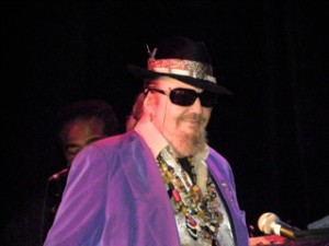 Dr. John at Bearsville Theater – Bearsville, NY