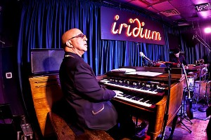 Paul Schaffer at Iridium Jazz Club
