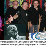 John Mayer & Buddy Guy; Sonny Boy Williamson; George Thorogood and his Delaware Destroyers