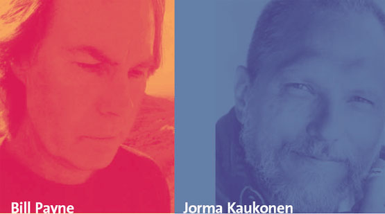 Influences: Bill Payne & Jorma Kaukonen