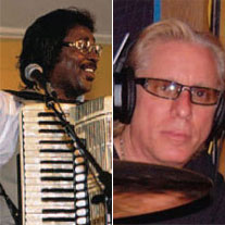 Influences: Buckwheat Zydeco & Jamie Oldaker