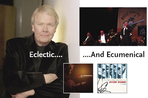 Big Al Anderson & The Blind Boys of Alabama: Eclectic... And Ecumenical