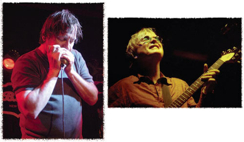 Southside Johnny & Kim Simmonds: Still Playing After All These Years—And With The Same Bands!