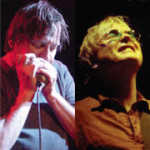 Influences: Southside Johnny & Kim Simmonds