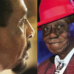 Influences: Ike Turner & Pinetop Perkins