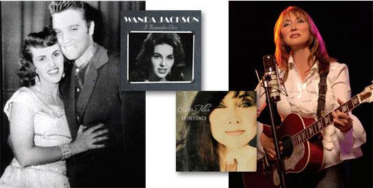 Wanda Jackson & Pam Tillis: Rockin' the Country: Women at the Fore