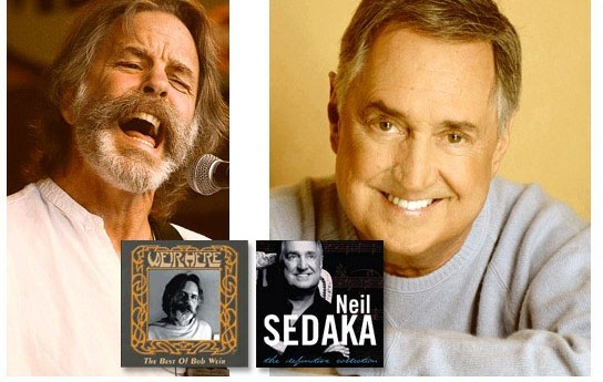 Bob Weir & Neil Sedaka: West Meets East (Coast)