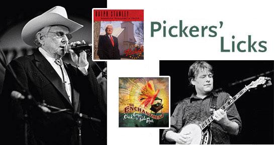 Ralph Stanley & Béla Fleck: Pickers' Licks