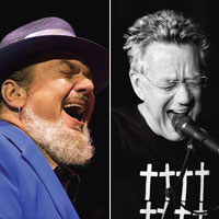 Influences: Dr. John & Ray Manzarek