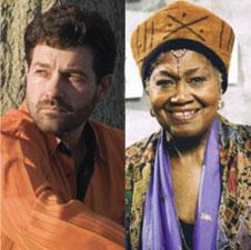 Influences: Tab Benoit & Odetta