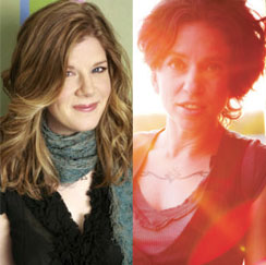 Influences: Dar Williams & Ani DiFranco
