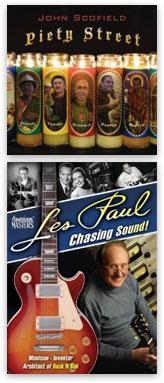 John Scofield & Les Paul releases