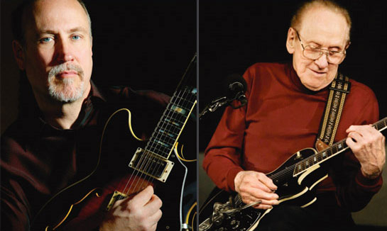 John Scofield & Les Paul: All That Jazz