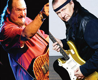 Influences: Steve Cropper & Dick Dale