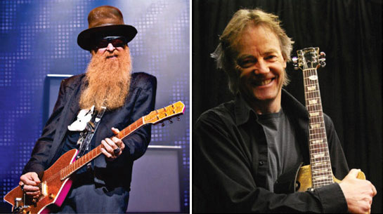 Billy Gibbons & Snowy White: In Tune with the Blues