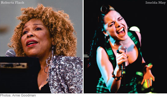 Influences: Roberta Flack & Imelda May