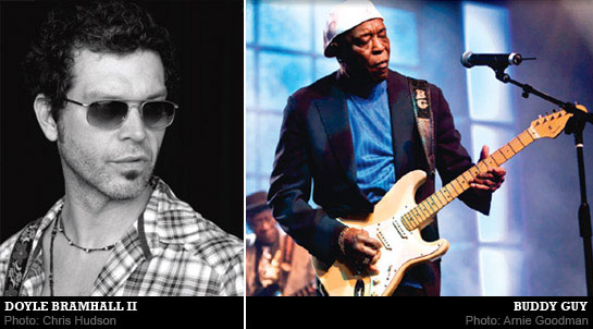 Influences: Doyle Bramhall II & Buddy Guy