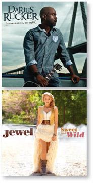 Rucker & Jewel Albums