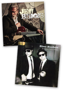 Bridges & Aykroyd Albums