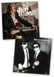 Bridges & Aykroyd Albums