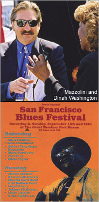 Tom Mazzolini & Dinah Washington