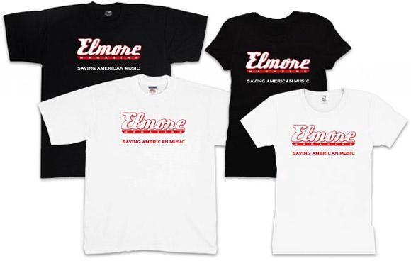 Elmore Logo Tee