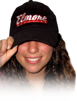 Elmore Embroidered Logo Hat