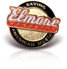 Elmore Logo Pin