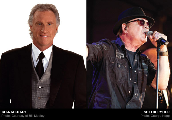 Bill Medley & Mitch Ryder: Blue-Eyed Soul Brothers