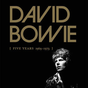 david bowie, david bowie box set, david bowie five years