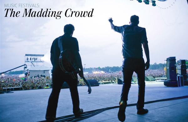 Music Festivals: The Madding Crowd